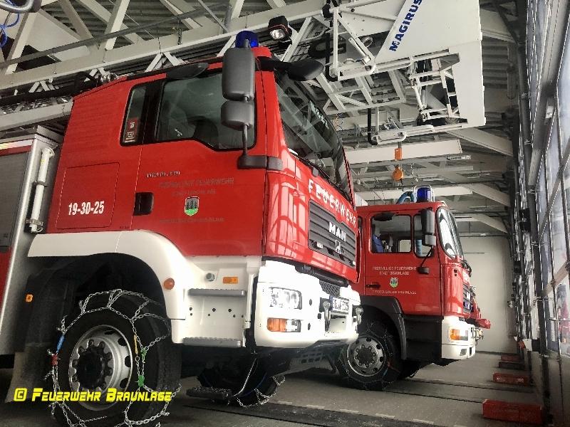 Brandeinsatz - BMA